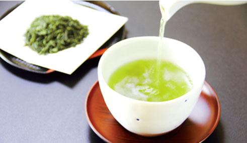 深蒸し煎茶【本製品について】